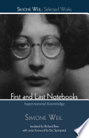 First and Last Notebooks