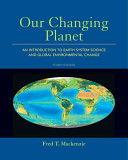 Cover of Our Changing Planet