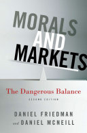 Pdf Morals and Markets