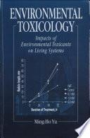 Environmental Toxicology Book PDF