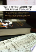 The Teen S Guide To Personal Finance