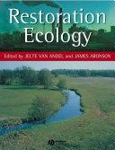 Restoration Ecology [Pdf/ePub] eBook