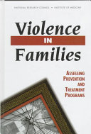 Violence in Families: