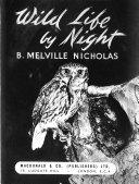 Wild Life by Night Book PDF