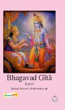 Bhagavad Gita English Book PDF