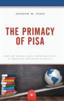 The Primacy of Pisa Book Cover