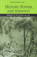 History, Power, and Identity