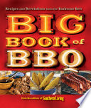 Southern Living The Big Book Of Bbq