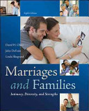 Marriages and Families  Intimacy  Diversity  and Strengths