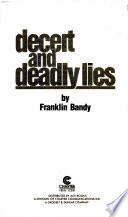 Deceit and Deadly Lies