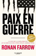 Paix en guerre Pdf/ePub eBook