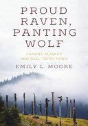 Proud Raven  Panting Wolf