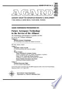 Future Aerospace Technology in the Service of the Alliance: Mission systems technologies