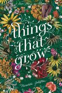 Pdf Things That Grow