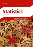 Books - AS And A Level Mathematics: Statistics Practise Book | ISBN 9781444197686