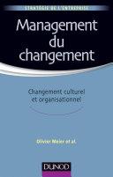 Pdf Management du changement Telecharger