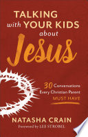 Talking with Your Kids about Jesus Book