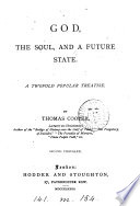 God  the Soul  and a Future State