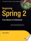 Beginning Spring 2