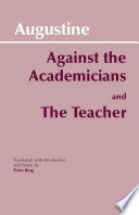 Against the Academicians and The Teacher