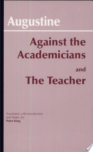Download Against the Academicians and The Teacher Free Books - Dlebooks.net