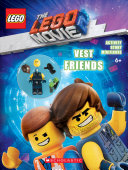 The Lego Movie 2 Activity Book With Minifigure