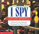 I Spy Little Wheels Book