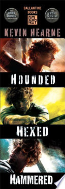 The Iron Druid Chronicles Starter Pack 3 Book Bundle