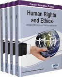 Human Rights and Ethics  Concepts  Methodologies  Tools  and Applications