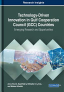 Technology Driven Innovation in Gulf Cooperation Council  GCC  Countries