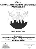 National Telesystems Conference Proceedings