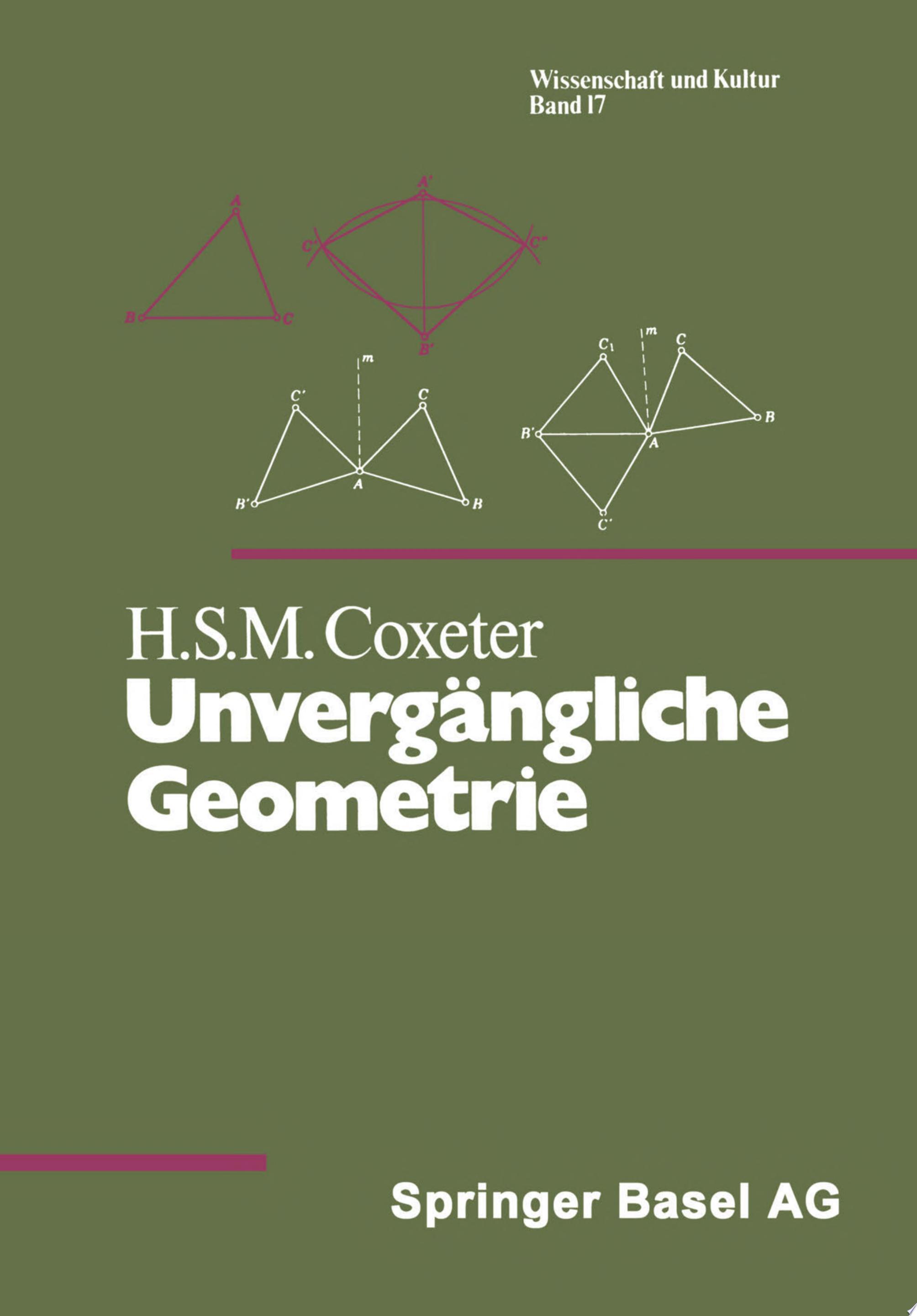Unverg  ngliche Geometrie