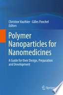 Polymer Nanoparticles for Nanomedicines Book