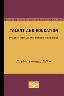 Talent and Education
