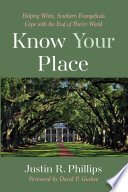 Know Your Place Book