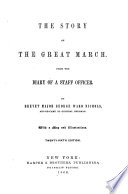 The Story of the Great March Book PDF