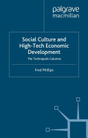 Social Culture and High-Tech Economic Development Pdf/ePub eBook