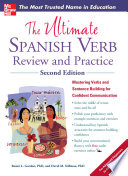 The Ultimate Spanish Verb Review and Practice  Second Edition Book PDF