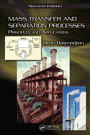 Mass Transfer and Separation Processes