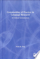 Communities of Practice in Applied Language Research