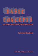 Basic Concepts of Intercultural Communication