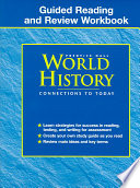 World History: Connections to Today 4th Edition Guided Reading and Review, English Student Edition 2003c