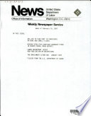 Weekly Newspaper Service
