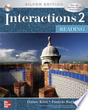 Interactions 2 - Reading Student Book Plus e-Course Code