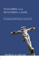 Stewards of the Mysteries of God