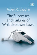 The Successes and Failures of Whistleblower Laws Pdf/ePub eBook