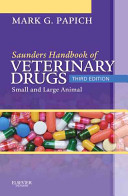 Saunders Handbook Of Veterinary Drugs Book PDF