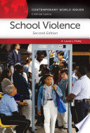 School Violence A Reference Handbook 2nd Edition