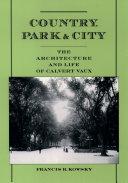 Country, Park & City Book