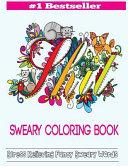 Sweary Coloring Book Book PDF